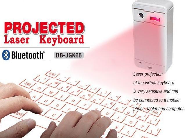 Mini Wireless Keyboard And Mouse Virtual Laser Projection Bluetooth English Portable Keyboard For Tablet Laptop Smart Phone PC(China (Mainland))