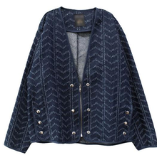 2016 Fashion Clothing Women's Designer Spring Casual Frayed Denim Coat Jacket Outwear Loose Jeans Coat for Elegant Ladies