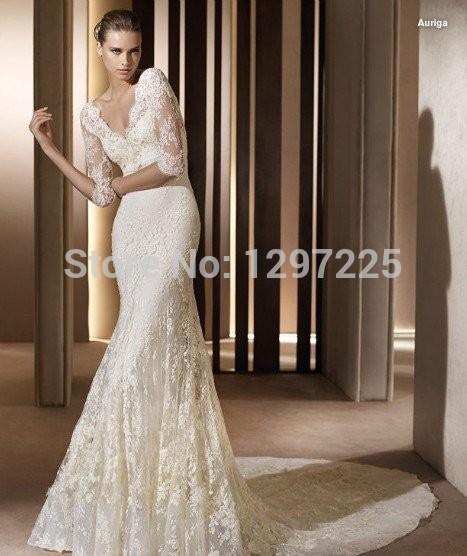 Свадебное Платье С Открытой