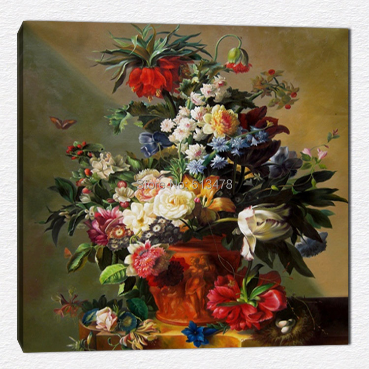Buy Best Price High Quality Still Life Oil Painting 100 Hand Painted Wall