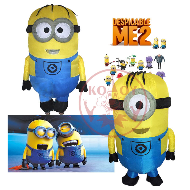Sexy despicable me costume
