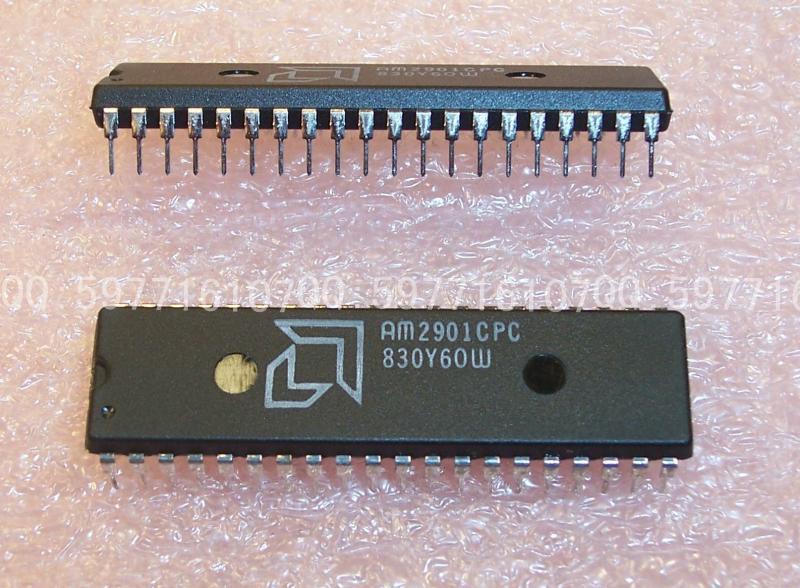 AM2901CPC AMD MICROPROCESSOR SLICE, 40 Pin, Plastic, DIP(China (Mainland))
