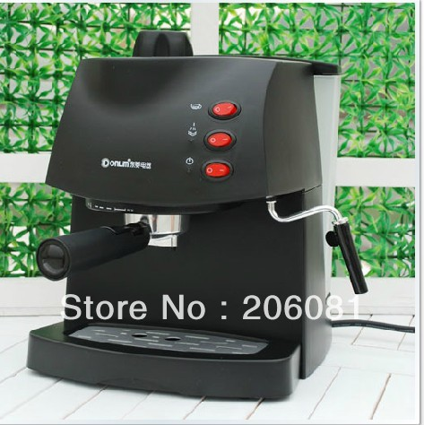 15Bar espresso coffee machine ,factory store top sale my store,free shipping<br><br>Aliexpress