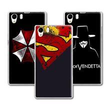 Buy 2016 New Arrival Dark Man Case Sony Xperia Z1 L39h C6902 C6903 C6906 Fashion Hard PC Sony Xperia Z1 L39h Case+Pen for $1.48 in AliExpress store