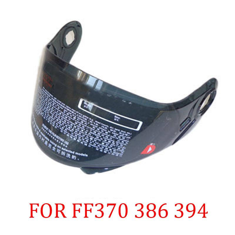 Motorcycle Helmet Lens Full Face Motorcycle Helmet Visor Transparent and Black for LS2 FF370 FF386 FF394 helmet(China (Mainland))