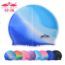 waterproof swimming cap promotion