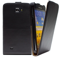 Genuine leather case For  Samsung Galaxy Note GT-N7000 I9220 Case Cover + Free Screen Protector(China (Mainland))