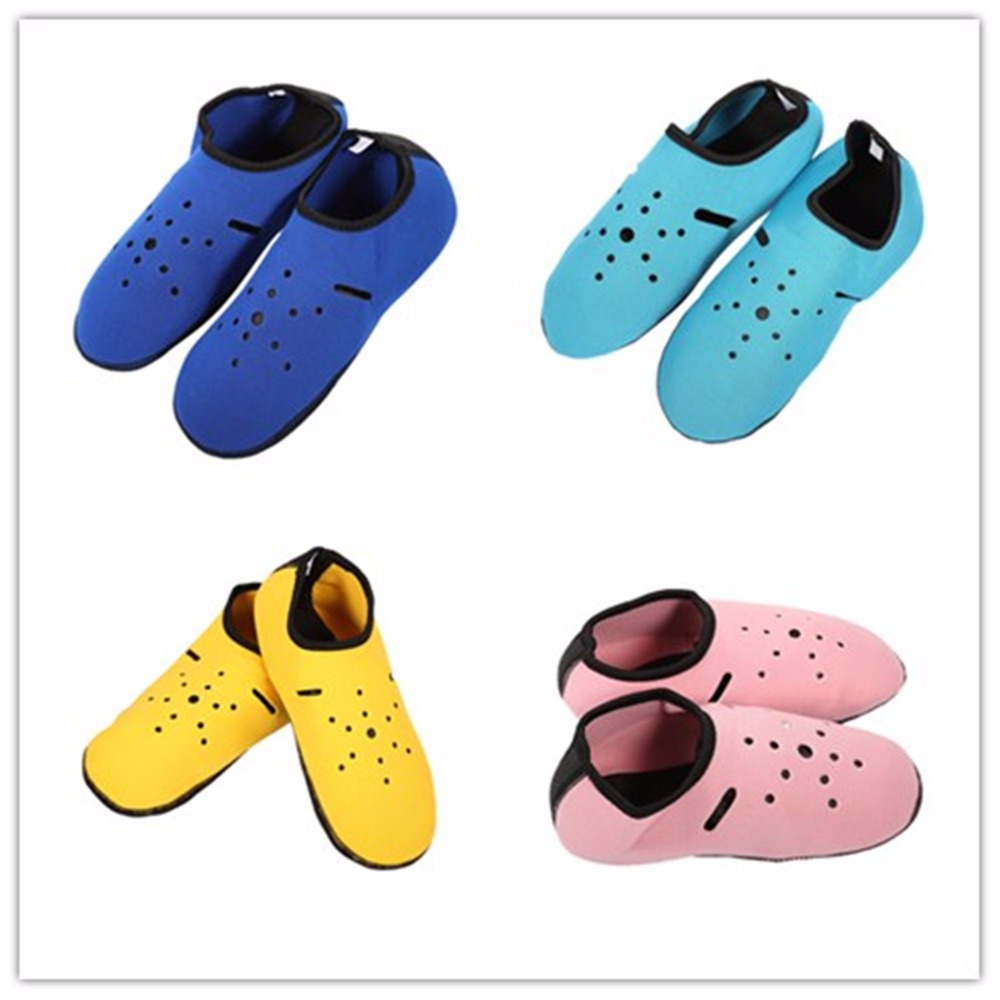 3mm Neoprene Short Beach Socks Non-slip Anti skid Scuba Dive Boots Snorkeling Sock In Fins Flippers Wetsuit Seaside Home Shoes(China (Mainland))