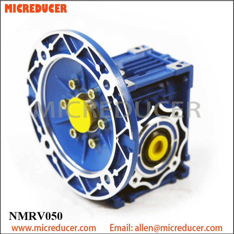 China ISO9001 Certificate NMRV050 Series Right Angle Speed Gearbox for Machine(China (Mainland))