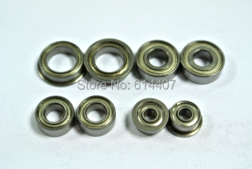 Provide quality TEAM WALBERN FUNNY CAR RC CAR & Truck Bearings kit Free Shipping(China (Mainland))