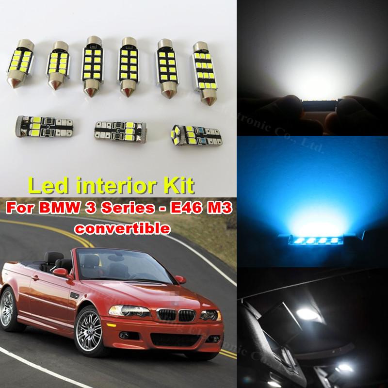 Buy Pure White Canbus Trunk Led Car Light Led Interior Lighting Kit For Bmw 3