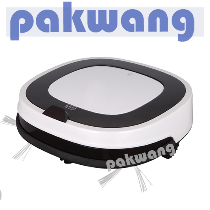 2016 Advanced robot vacuum cleaner for home (sweep, vacuum,mop,sterilize)with remote control, big mop and water tank,LCD cleaner(China (Mainland))