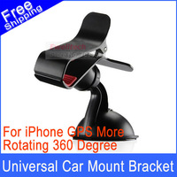 2-Port Dual USB Car Charger for iPhone 4s iPod ipad galaxy all phone 5V-2.1A