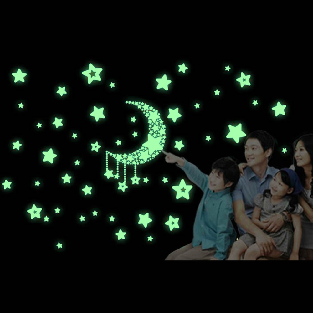 Buy Fluorescent Luminous Wall Stickers