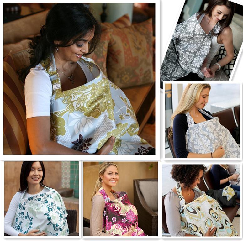 Breastfeeding Cotton Baby Nursing Covers,Nursing shawl breast feeding covers,Breastfeeding blanket nursing apron(China (Mainland))