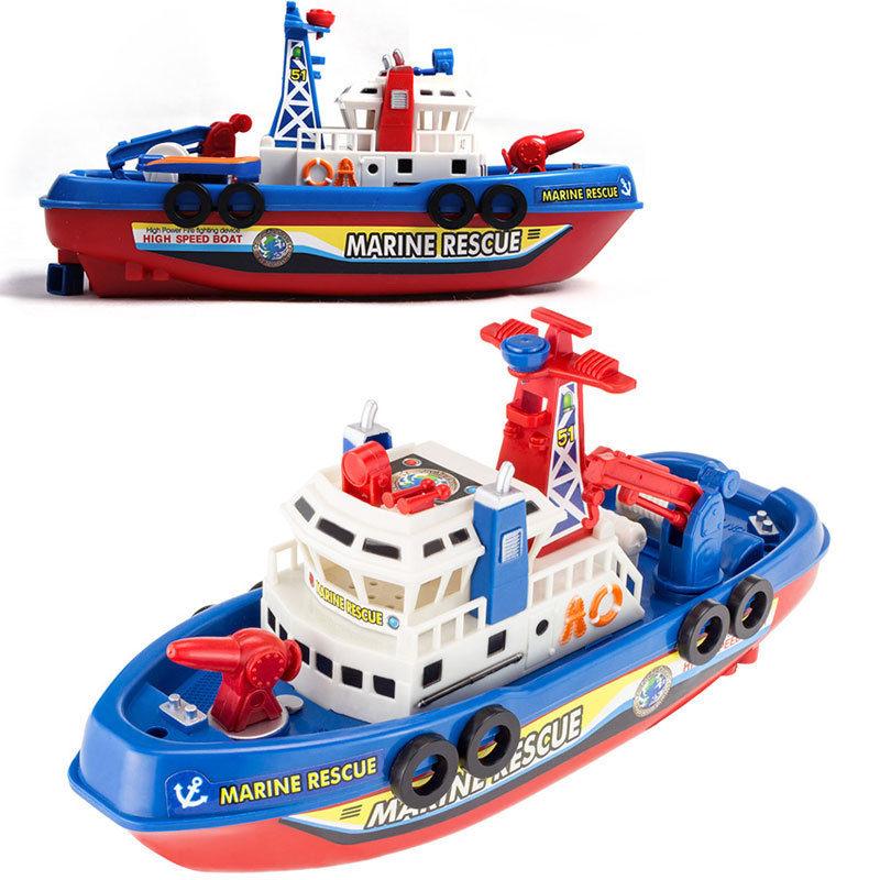 лего лодка на воде