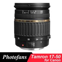 Buy Tamron 17-50mm lens Tamron SP AF 17-50 f/2.8 XR DI-II LD Aspherical, IF Lenses Canon 600D 700D 750D 760D 80D 60D 7D 1300D for $295.00 in AliExpress store