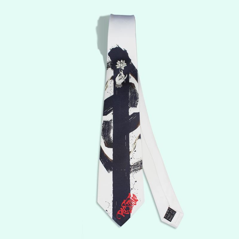Zijde stropdas wassen