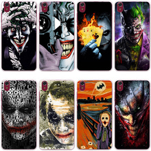 Buy batman joker Dark Knight Hard Transparent Cover Case Lenovo S850 S90 S60 & Nokia 535 630 640 & Sony Z2 Z3 Z4 for $1.23 in AliExpress store