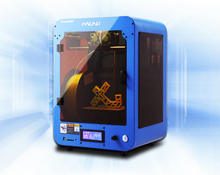 Extremely Cheap but High Quality Createbot DIY Blue Mini 3D Printer Machine 150*150*220mm Printing Size