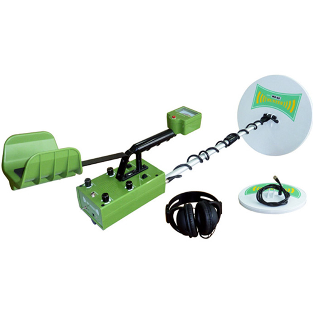Brand New Underground Metal Detector with two water proof searching coils, Max 5m detecting depth,rechargeable battery<br><br>Aliexpress