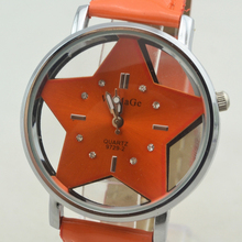 new arrival Hot-selling star watches fashion women's student watch gift watch