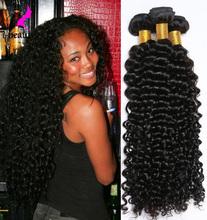Brazilian Curly Weave 7A Unprocessed Virgin Hair Brazilian Virgin Hair 4pcs Curly Weave Human Hair Brazilian Kinky Curly Hair