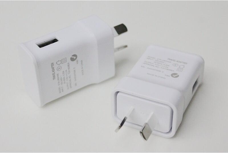 Australia Plug 2A USB Wall Charger AC Power Adapter For Samsung Galaxy S5 i9600 i9500 i9300 I9100 N7100(China (Mainland))