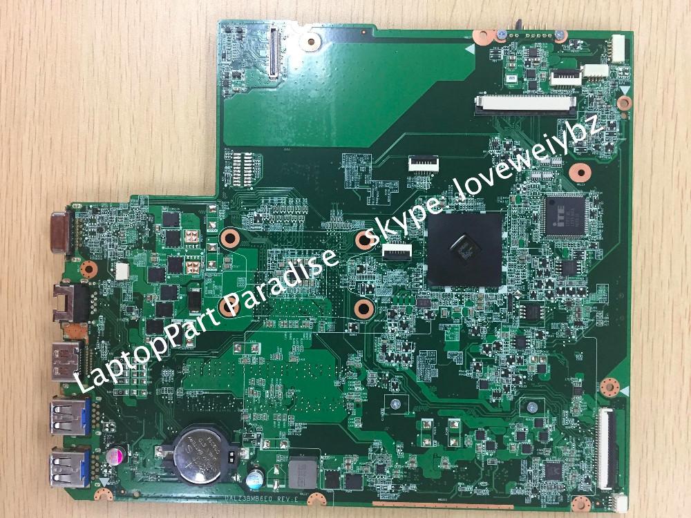 Free Shipping New  DALZ3BMB6E0 REV E  Main board For Lenovo Z585 Notebook motherboard <br><br>Aliexpress