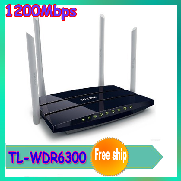 Tp link tl wdr6300 1200 mbps dual band 11ac 4 antena wifi - Amplificador wifi tp link ...