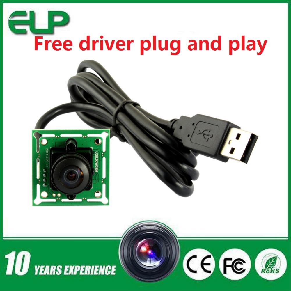 cmos ov7725 wide angle 170degree fisheye  lens mini VGA USB Camera module for android ELP-USB30W02M-L170