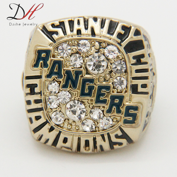 JE0002 fashion wholesale sport Ring 1994 NY Rangers Stanley Cup Championship Ring for men ring size 11(China (Mainland))