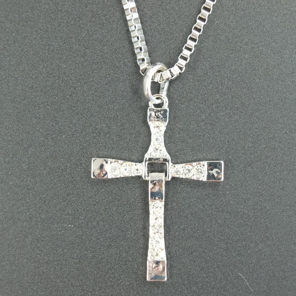 vin diesel cross necklace images