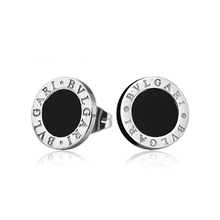 Lose money promotion  hot sell promotion 925 sterling silver men`s stud earrings wholesale man earrings jewelry(China (Mainland))
