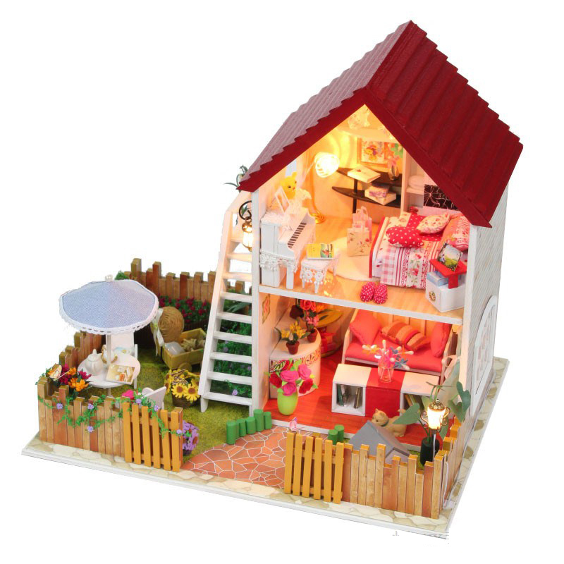 Maison peppa pig for Amorce maison pour gardon