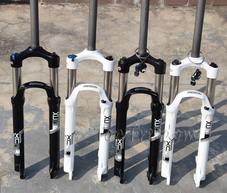 Taiwan 2015 Suntour XCR Manual/Remote Lockout Fork MTB Mountain Bike Bicycle Disc Brakes Suspension Rock Shox 26 27.5 29er(China (Mainland))