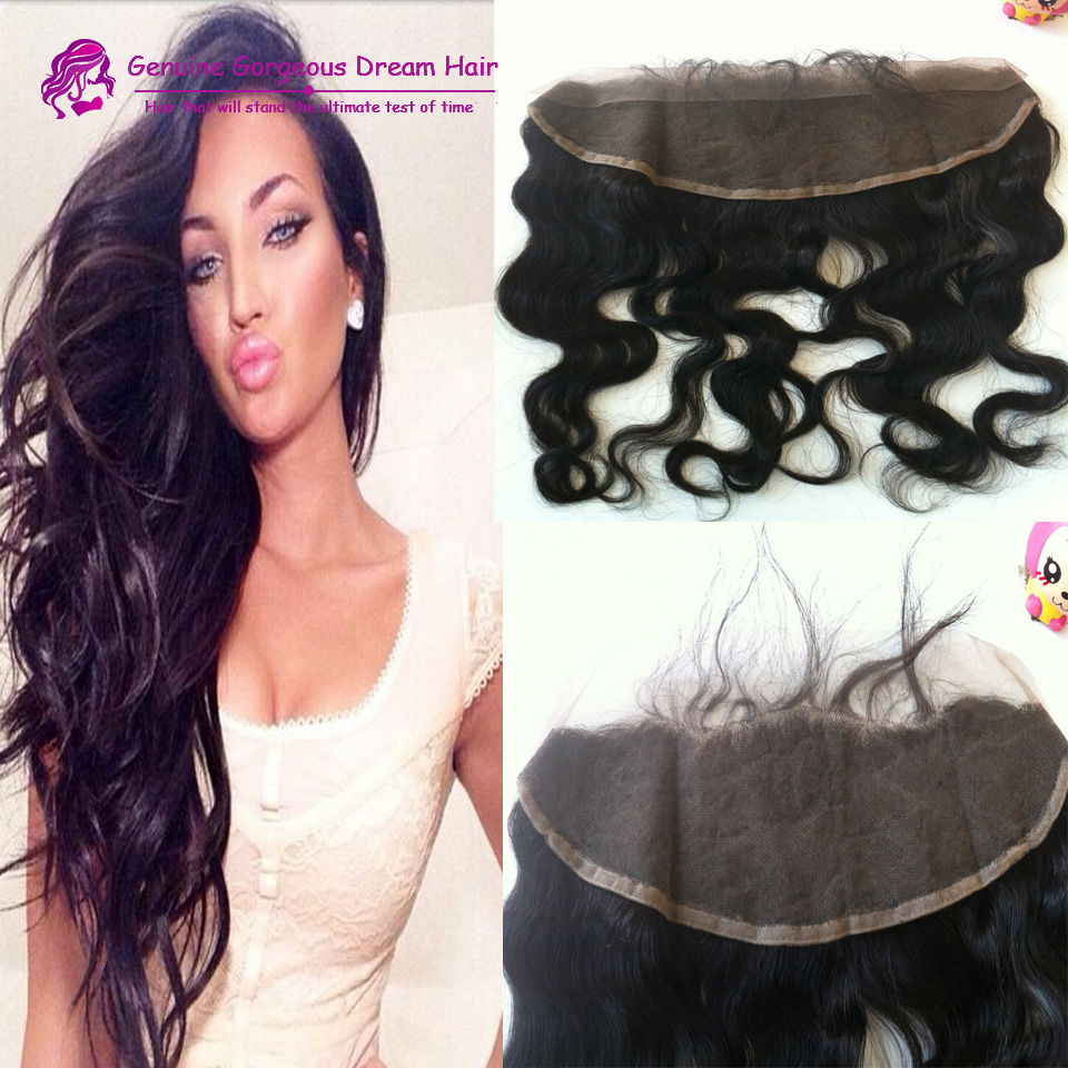 Wholesale Cheap Price Top Grade Hair Mongolian Remy Human Hair Full Frontal Closure 13*4 Lace Frontal With baby Hair Free Part<br><br>Aliexpress