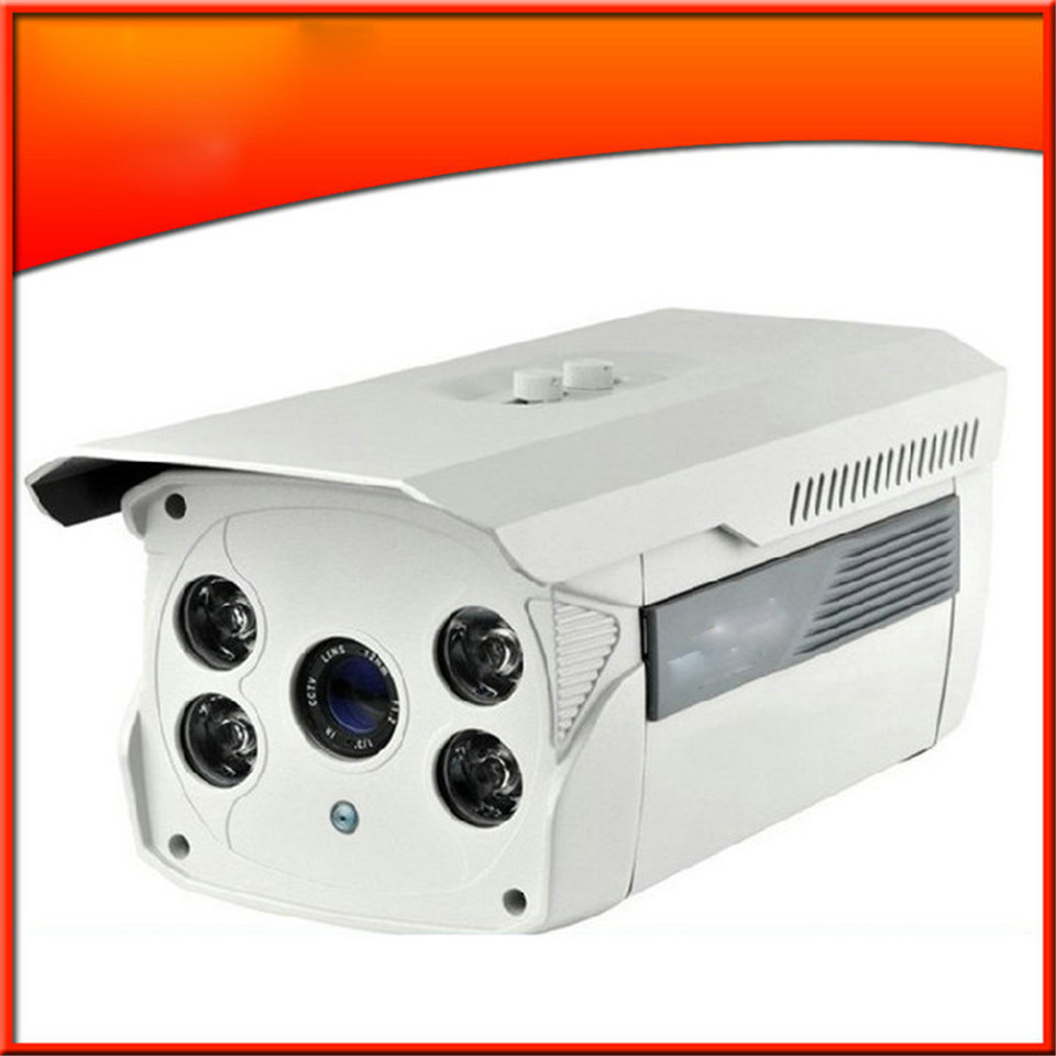 H.264 Camera 1200TVL Outdoor HD Waterproof IR Wried Surveillance  Night Vsion Camera 4/6/8/12/16mm Lens Bullet Camera J118C<br><br>Aliexpress