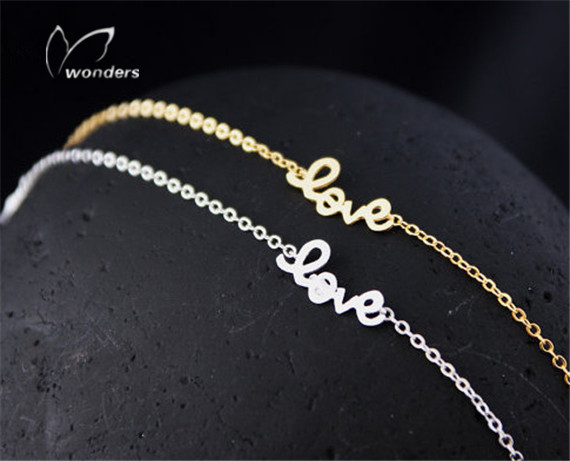 Free Shipping 2014New Trendy Jewelry Exquisite Charm bracelets Gold Plated Cute Love Infinity Bracelets for Women Gift Wholesale<br><br>Aliexpress