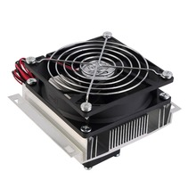 2015 Thermoelectric Peltier Cooler Refrigeration Semiconductor Cooling System Kit Cooler Fan Finished Kit Computer Components(China (Mainland))