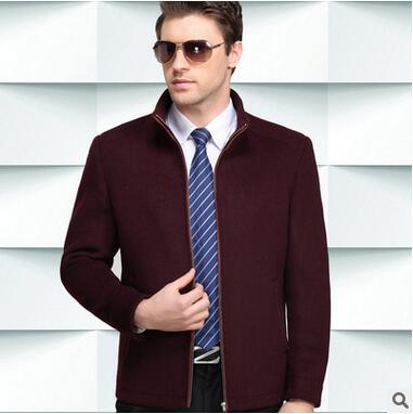 men jacket  spring jacket men  Spring Mens cashmere jacket mens business jacket coat free shippingОдежда и ак�е��уары<br><br><br>Aliexpress