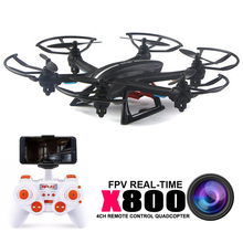 Buy MJX X800 RC helicopter drones quadcopter C4010 Wifi FPV HD Camera VS Syma X5SW /X400 for $32.99 in AliExpress store