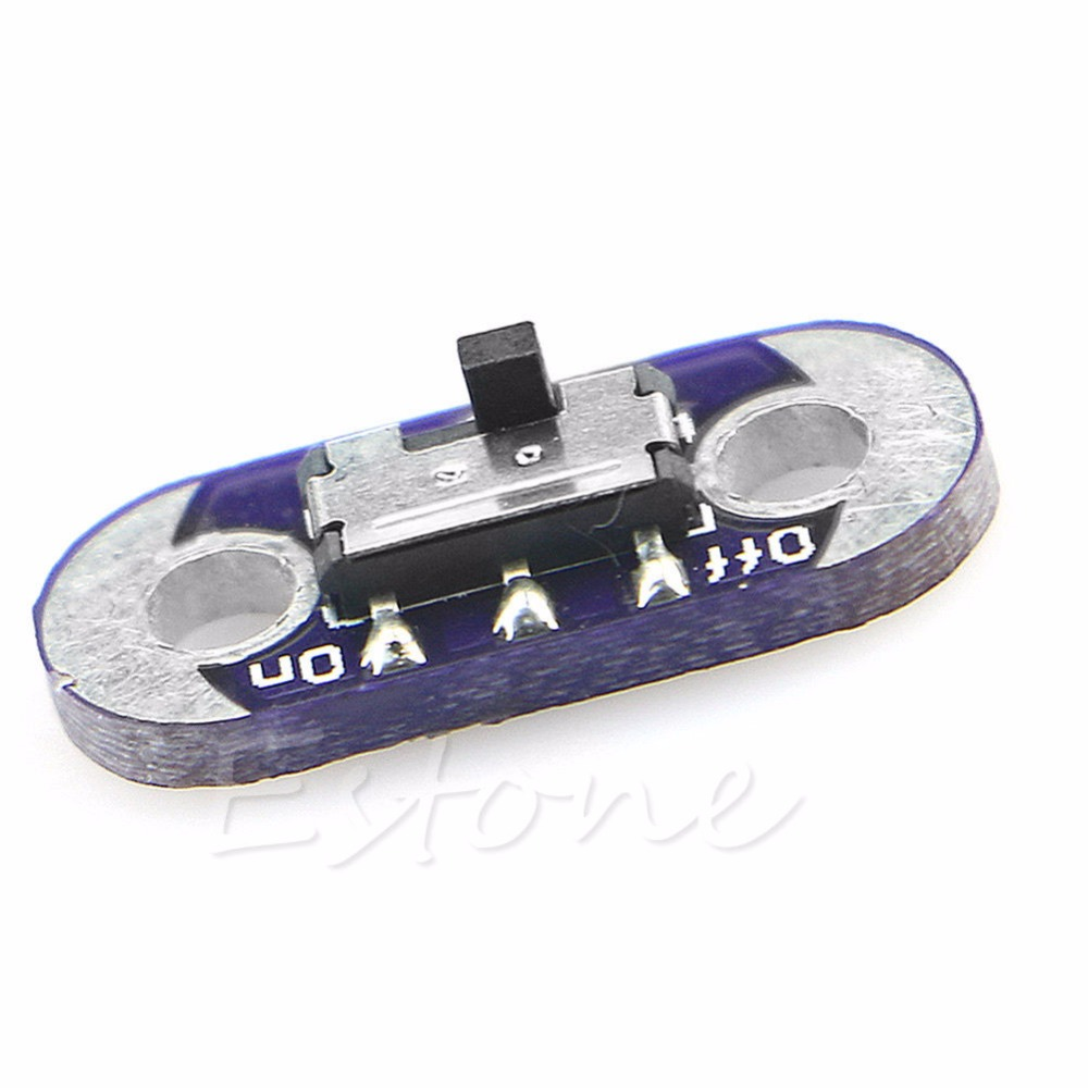 1pc LilyPad Slide Switch AYZ0202 Professional For Arduino Hot Sell<br><br>Aliexpress