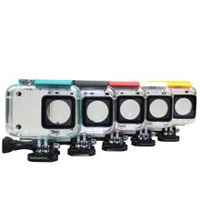 Diving 45m Waterproof Case Xiaomi Xiaoyi YI Sports Camera II 2 4K Action Protective Housing LD14 - SuperGopro store