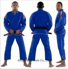 Top Quality Brazil KORAL Kimono Jiu Jitsu Judo Gi Bjj Gi Present a Belt Free Shipping(China (Mainland))