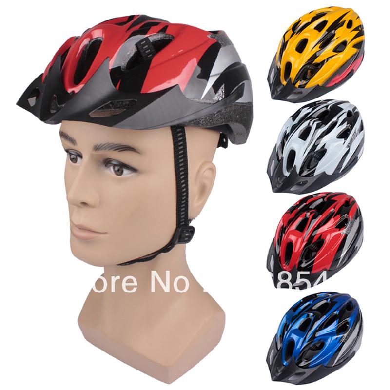 NEW Road Bike Riding Cycling Bicycle Adult Men Bike Helmet With Visor(China (Mainland))