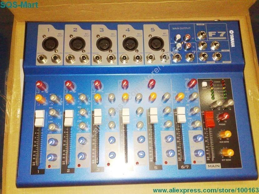 Профессиональное осветительное оборудование 7 /aux F7