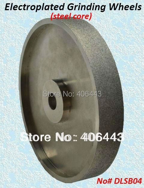 8inch 200mm Electroplated Diamond Lapidary Grinding Wheels for Agate Jasper and Opal, Wholesale, 60% freight saving<br><br>Aliexpress