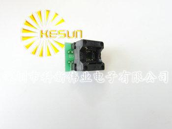 FREE SHIPPING SOP8 to DIP8 SOP8 turn DIP8 SOIC8 to DIP8 IC socket Programmer adapter Socket for wide 150mil