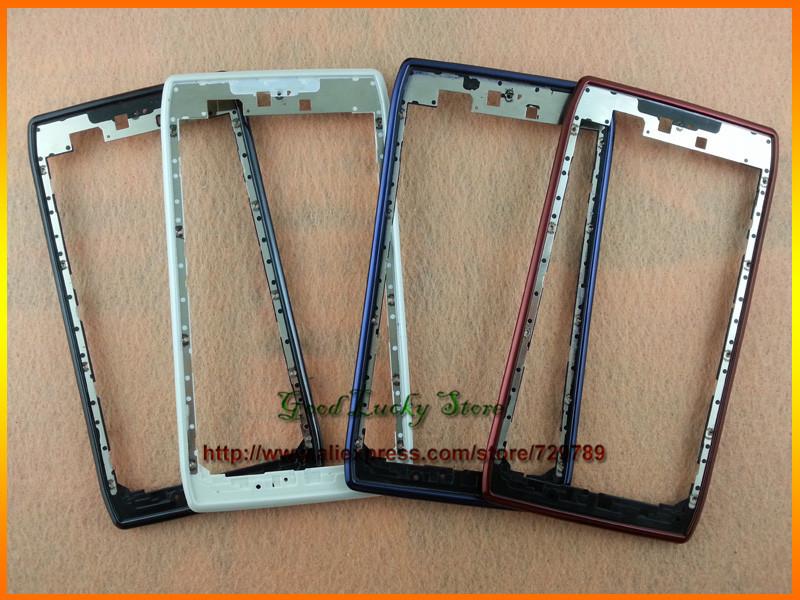 100% New Original Front housing Bezel frame Faceplate Cover Case For Motorola Droid Razr XT910 XT912 Maxx Free Shipping+Tracking(China (Mainland))